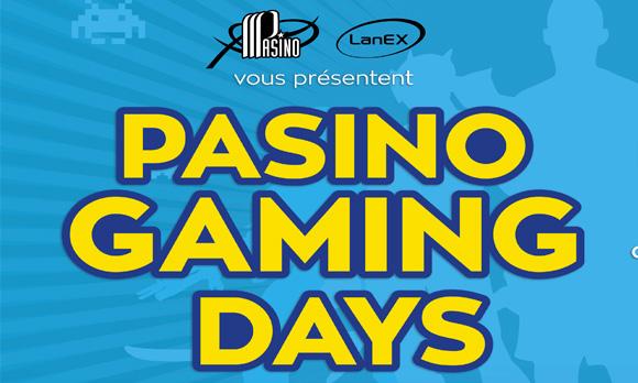 Pasino Gaming Days #1