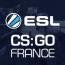 Logo - ESL CSGO FR
