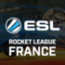 Logo - ESL Rocket League FR