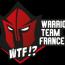 Logo - Warrior Team France TV